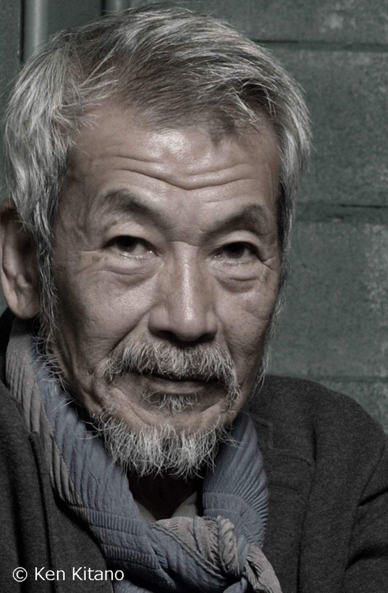 抗い 田中泯さん